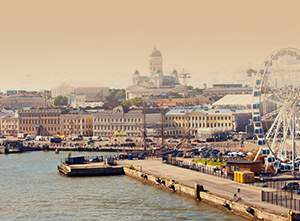 Panoramic Helsinki Tour